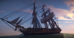USS Confederacy Minecraft