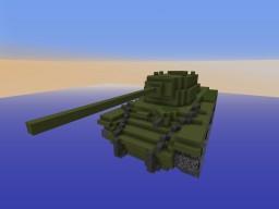 KV1(ish) heavy tank Minecraft