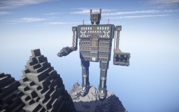 The Robot [Industrial Revolution Contest] Minecraft Map & Project