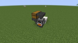 Charcoal factory(read desc) Minecraft Map & Project