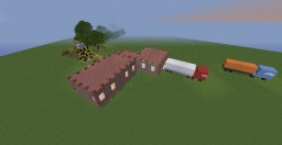 Wood Factory Minecraft Map & Project