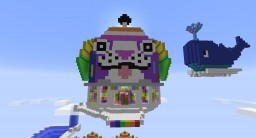 Cloud Cuckoo Land Minecraft Map & Project
