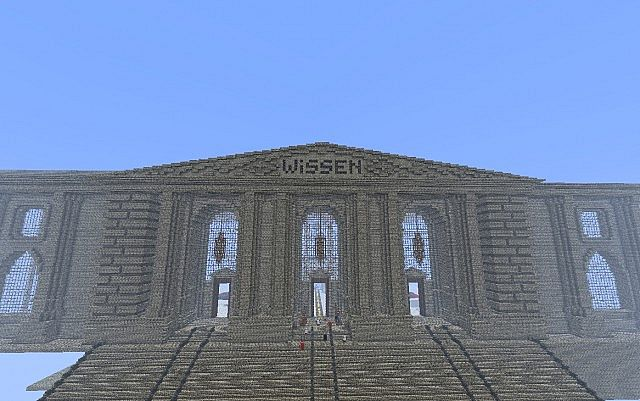 The Worlds Biggest Minecraft Build Over 1 Billion Blocks