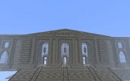 The Worlds Biggest Minecraft build, over 1 billion blocks! The Library of Wissen. Minecraft Map & Project