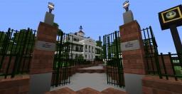 Disney Land Haunted Mansion Minecraft
