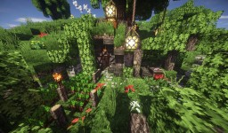 Hobbiton [ level 35 celebration ] Minecraft