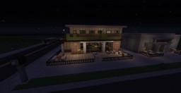Moonbucks Coffee Shop Minecraft Map & Project