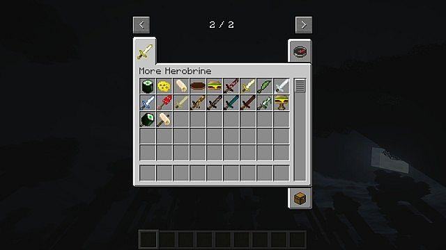 1.7.10 stuff