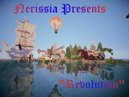 Nerissia Builders - Industrial Revolution Minecraft Map & Project