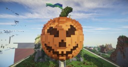 Happy Halloween! Minecraft Map & Project