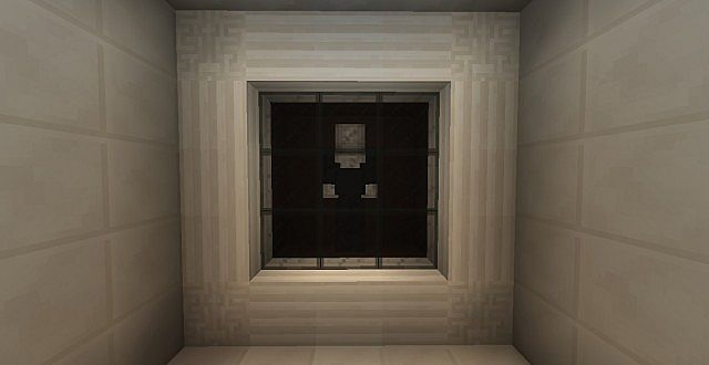 Slender in a Display Case