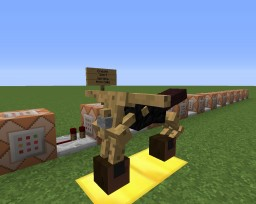 Motorbike (Vanilla) Minecraft Project