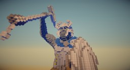Dwarf Statue by Hahdrim Minecraft Map & Project