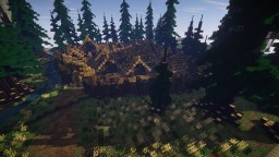 Meriadoc, a Celtic village Minecraft Map & Project