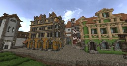 Little fanciful town Minecraft Project