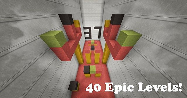 40epiclevels8286033 [1.8] 40 Jumps Map Download