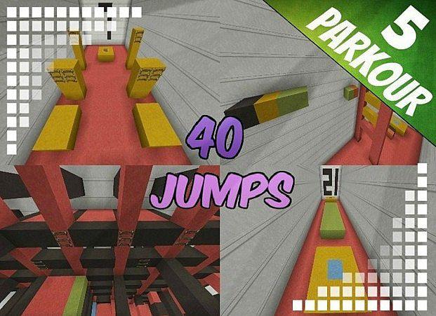 40jumpsreal8286100 [1.8] 40 Jumps Map Download