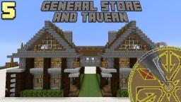 General Store & Tavern Minecraft