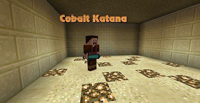 The Cobalt Katana Mob