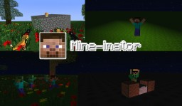 My Art with Mine-imator Minecraft Blog Post