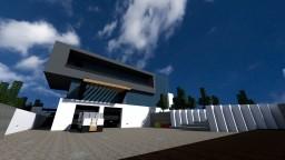 Industrial House - Inspiration Loft | Visual Architec Minecraft Map & Project
