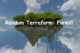 Random Terraform #2: Forest Minecraft Map & Project