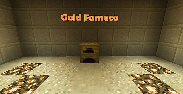 The Gold Furnace