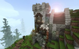 Highstone Guardtower Minecraft Project