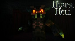 House of Hell - Minecraft Adventure Minecraft Map & Project