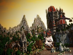 Razor : The land of the medieval ages ! Minecraft Map & Project