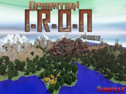 Operation I.R.O.N. Contest Entry Minecraft