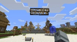 Ps3 medieval hunger games map Minecraft Map & Project