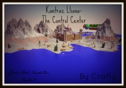 Kantraz Lliona- The Forgotten Center of the Industrial Revolution [35th place] Minecraft Map & Project