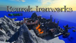 Reurok Ironworks | Industrial Revolution entry | 10th Minecraft Project