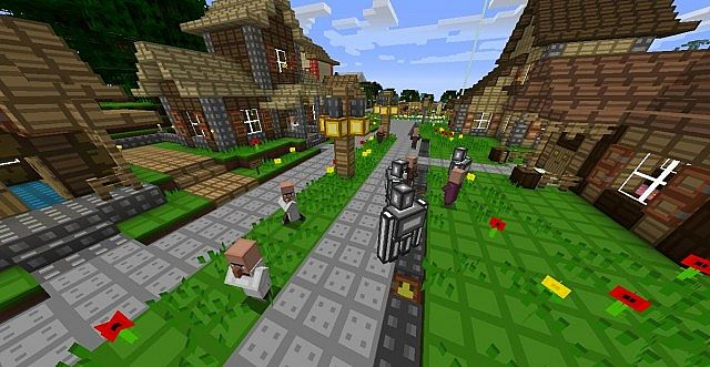 javaw2014 11 0218 06 17 568292846 [1.9.4/1.8.9] [8x] REN Texture Pack Download