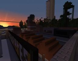 Mazitan City, Oakland - IslandCraft (Abandoned) Minecraft Map & Project