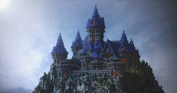 Nightfall Castle - Halloween Special Minecraft Map & Project