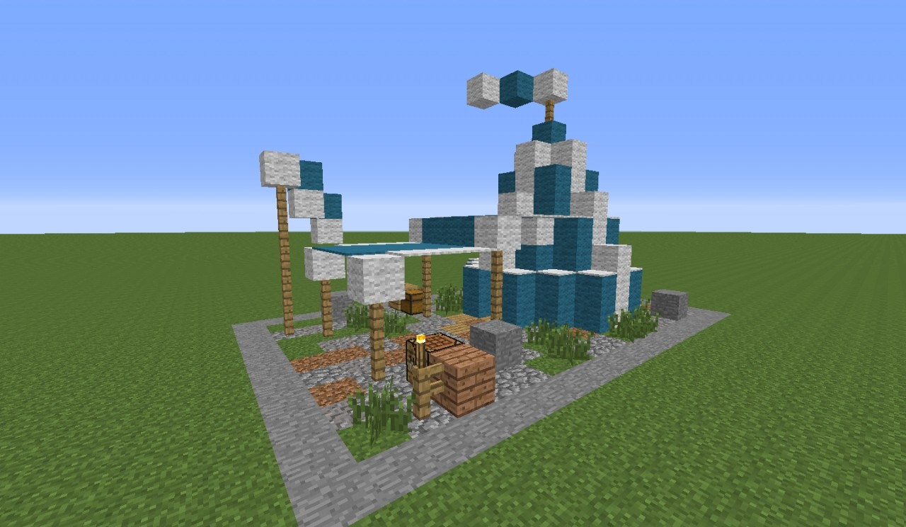 Medieval Tent & Medieval Tent Minecraft Project