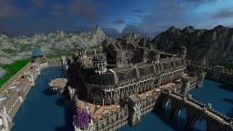 The Mage Academy of Kaosu Minecraft Map & Project