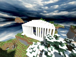 [1.8] The Parthenon Minecraft Project