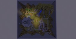 Verlassene Stadt - Halbshooter Minecraft Map & Project