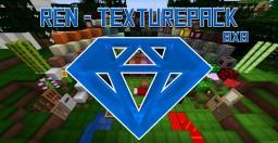 REN - Texturepack 8x8 [1.8.3] Minecraft Texture Pack