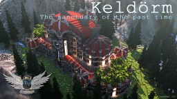 Keldörm - The sanctuary of the past time [Cinematic + Download] Minecraft