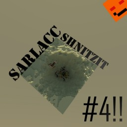 Sarlacc [#4!!] |Sarlacc + Skiff & Custom Terrain ||By shnitzit Minecraft Map & Project
