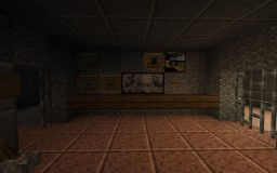[1.8] Five Nights at Freddy's Play Map [Not Released Yet] Minecraft Map & Project
