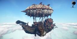 Steampunk Airship  [Creatruth]