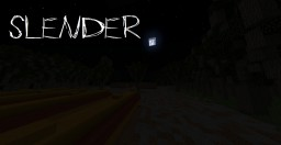 Slender: The Eight Pages (1.8 Map) Minecraft