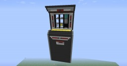 Big Slot Machine Minecraft Map & Project
