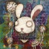The Bunny's Pupil. CreepyPasta.