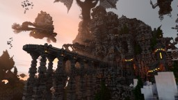 Evorium - The Cloud Conjurer Minecraft Map & Project